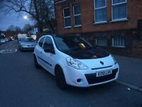 Renault Clio 1.2 16v I-Music 3dr 12 MONTHS MOT VERY RELIABLE CAR