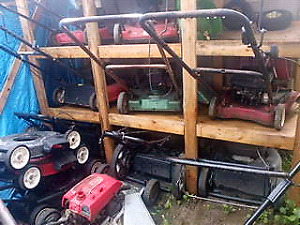 Lawnmower parts and repairs