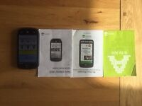 As new Doro Liberto 810, easy to use smart phone ideal elderly.With instruction book.