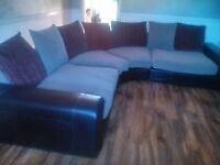 Harveys corner sofa can deliver