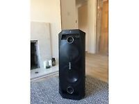 High-Power Home Audio System with BLUETOOTH® technology GTK-X1BT like NEW