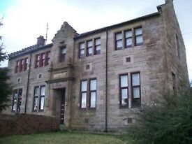 1 bedroom flat to rent Airdrie area. GCH, D/Glazing, while goods, freshly decorated. Parking.