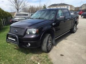 2007 Ford F-150 SuperCrew HARLEY-DAVIDSON Pickup Truck