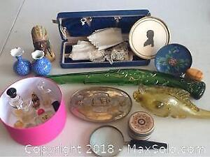 Vintage Lot Of Collectibles