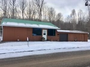 AFFORDABLE GETAWAY ON 60 ACRES!!