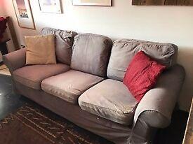 3 seater sofa good condition