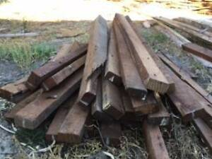 Jarrah hardwood Banksia Park Tea Tree Gully Area Preview