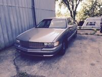 1996 Cadillac DeVille cuir Berline