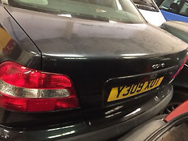 2001 Volvo S40 SE 1.8 Petrol Breaking for Parts