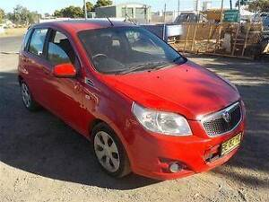 2009 Holden Barina TK Hatch wrecking for spare parts , ,--- Campbellfield Hume Area Preview