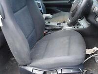 bmw e46 COMPACT 320TD E46 front seat