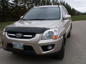 2010 Kia Sportage LX 4x4 SAFETIED and Fully Loaded!