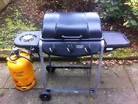 Gas 3 Burner BBQ