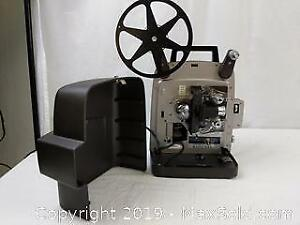 Vintage Bell and Howell Autoload Projector WORKS