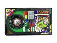 brand new casino set
