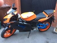 Rieju RS2 50 Matrix for sale - 2010 (50cc)