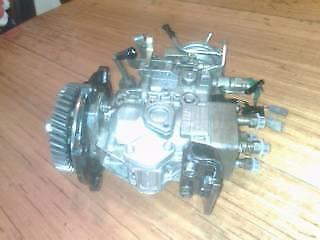 Holden Rodeo diesel pump