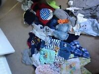 Baby boy 3/6 month bundle