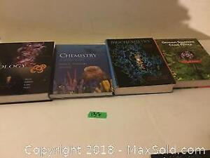 TEXTS - organic chemistry and biology