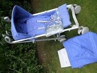 Silver Cross Pushchair For Sale