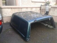 CANOPY FOR MITSHUBUSI L200 PICKUP