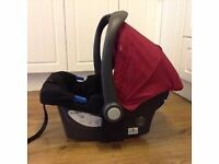 MOTHECARE INFANT CAR SEAT