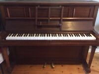 Upright Piano, George Rogers and Sons, London.