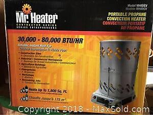 Portable Propane Heater B
