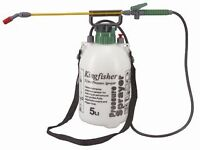 Kingfisher 5 Litre Pump Action Pressure Sprayer