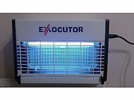 Brand new Exocutor EX16 (White) Electronic Fly Killer