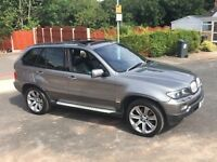 2006 BMW X5 3.0d Sport Exclusive Edition Every Conceivable Extra