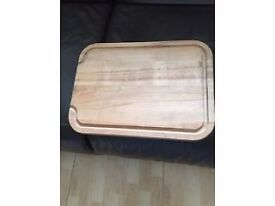 new thick heavy chopping board