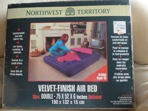 Double Air Bed Kingston Kingston Area image 2