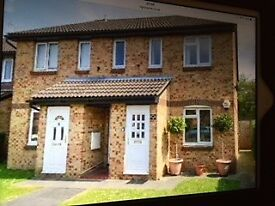 Walton on Thames, Surrey , one bedroom flat for rent with parking