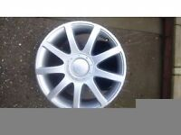 Audi rs4 style 18 inch multi fit alloy wheel