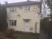 3 Bedroom Semidetached, in Crossgates Leeds Available from mid January