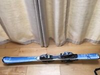 Women's Ski's. Good condition, piste only ski's with bindings. 146cm length.