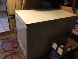 14.8 cubic foot freezer