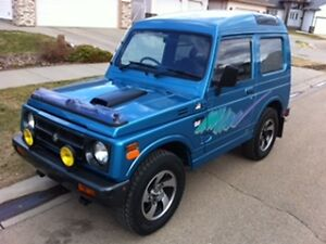 1992 Suzuki Other SUV, Crossover