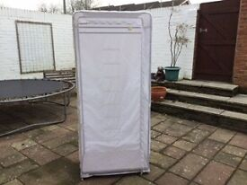 Collapsible wardrobe for sale