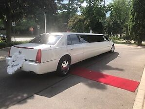 Limousine for Wedding Services