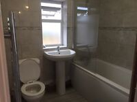 newly refurbished three bedroom house done to high standards.