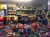 Busy & Popular Newsagents/Off license - Main road, High turnover