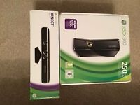 Xbox 360 250GB Console with Kinect Sensor: Includes Kinect Adventures