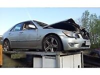 LEXUS IS200 FOG LIGHT breaking for parts ALL PARTS