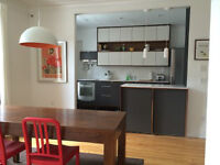 BRIGHT & SUPERB 2BR in NDG, ALL INCLUDED.