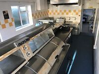 Blythe Bridge Fish & Chip Shop Takeaway - Leasehold. The business was first established in 1976