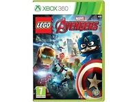 Marvel Avengers on xbox 360 in good condition