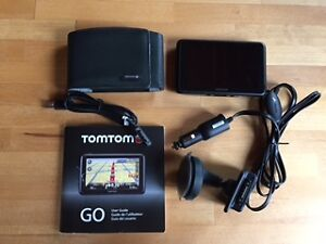 GPS Tomtom GO model 4CQ01