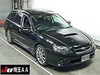 2003 Subaru Legacy Estate 2.0 Twin Scroll Turbo MANUAL Estate Petrol Manual